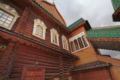 Tsar Alexei Mikhailovich wooden palace in Kolomenskoye