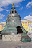 Tsar bell in Kremlin Royalty Free Stock Photography