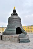 Tsar Bell, Kremlin, Moscow. Tsar Bell in Kremlin, Moscow Stock Photo