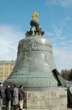 The Tsar Bell, Kremlin, Moscow, Russia Stock Image