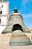 Tsar Bell is the largest in the world, Moscow Kremlin, Russia Stock Image