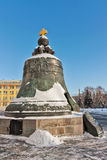Tsar Bell, Moscow Stock Photography