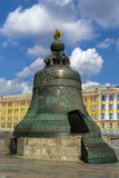 Tsar Bell, Moscow Stock Image