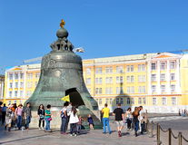 Tsar-bell Stock Photo