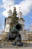 Tsar Cannon Stock Image