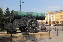 Tsar cannon Stock Photo