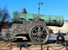 The Tsar cannon Royalty Free Stock Image