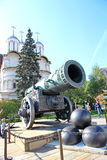 Tsar-cannon Stock Images