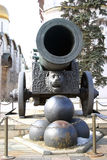 Tsar Kanone Stockfotografie