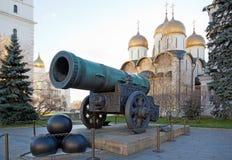 Tsar Pushka Royalty Free Stock Image