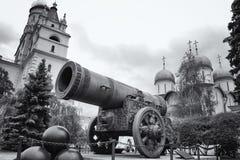 Tsar-pushka Royalty Free Stock Photo