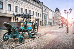 The Tsar`s carriage Royalty Free Stock Image