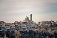 Tsaravets kościół Obraz Royalty Free