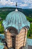 tsarevets крепости церков Стоковая Фотография RF