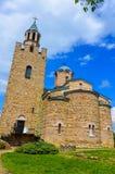 tsarevets крепости церков Стоковое фото RF