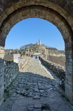 Tsarevets, средневековая крепость Стоковые Фото