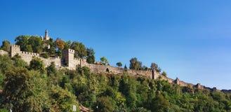 Tsarevets Festung in Veliko Tarnovo, Bulgarien Lizenzfreie Stockfotografie