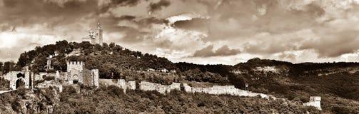 Tsarevets fortress stock photos