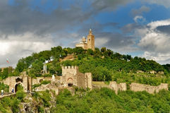 Tsarevets Fortress Royalty Free Stock Photography