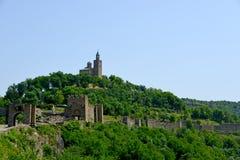 Tsarevets Fortress Tsarevets in Veliko Turnovo Stock Image