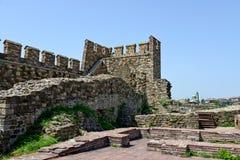 Tsarevets Fortress Tsarevets in Veliko Turnovo Royalty Free Stock Photos