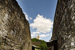 Tsarevets Fortress Stock Images