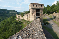 Tsarevets Fortress In Veliko Tarnovo, Bulgaria Royalty Free Stock Images