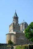 Tsarevets Fortress in Veliko Tarnovo Stock Photo