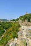 Tsarevets Fortress in Veliko Tarnovo Stock Photography