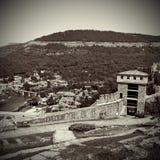 Tsarevets Fortress in Veliko Tarnovo Stock Photos