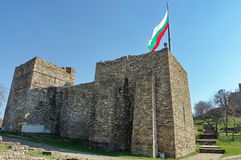 Tsarevets, medieval fortress Royalty Free Stock Photos