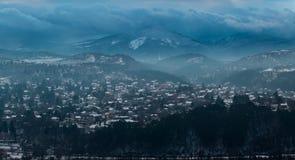 Tsarevetsvesting, Veliko Turnovo, Bugaria royalty-vrije stock fotografie