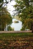Tsaritsino公园合奏  免版税图库摄影