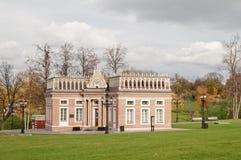 Tsaritsino博物馆和预留在莫斯科 库存图片