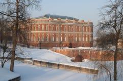 tsaritsino επιφύλαξης μουσείων της Μόσχας Στοκ Εικόνες