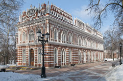 tsaritsino οπερών της Μόσχας σπιτιών Στοκ Εικόνα