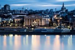tsaritsino οπερών της Μόσχας σπιτιών Στοκ φωτογραφία με δικαίωμα ελεύθερης χρήσης