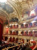 tsaritsino оперы moscow дома Стоковое Фото