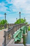 tsaritsino för bromoscow park Arkivbilder