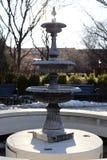 tsaritsino för springbrunnmoscow park Royaltyfri Foto