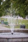 tsaritsino fontanny Moscow park Rosja Fotografia Royalty Free