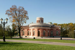 Free Tsaritsino Museum And Reserve In Moscow Stock Images - 16497854