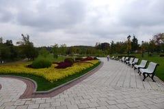 Tsaritsino museum and park Stock Images
