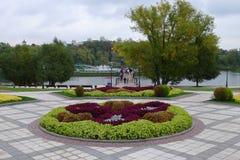Tsaritsino museum and park Stock Image