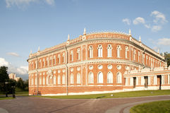 Tsaritsino museum and reserve in Moscow Stock Images