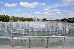 Tsaritsino Museum und Park Brunnen Stockbilder