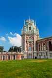Tsaritsino palace - Russia Moscow Royalty Free Stock Image