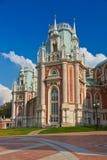 Tsaritsino palace - Russia Moscow Stock Photography