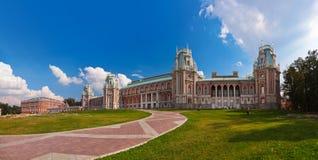 Tsaritsino palace - Russia Moscow Royalty Free Stock Photo