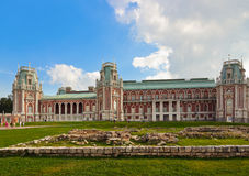 Tsaritsino palace - Russia Moscow Stock Images